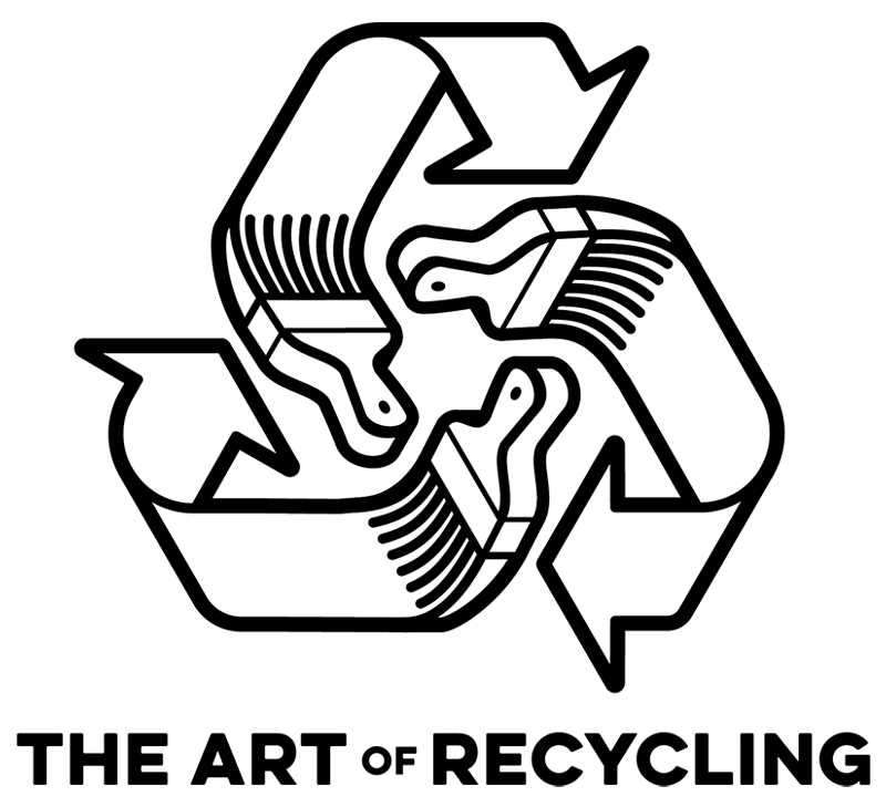 The Art of Recycling logo