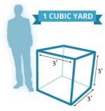 1 cubic yard