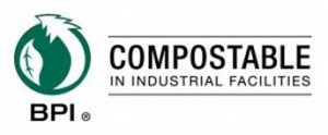 BPI Compostable in Industrial Facilities logo