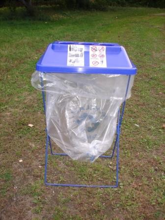 Clearstream recycling bin
