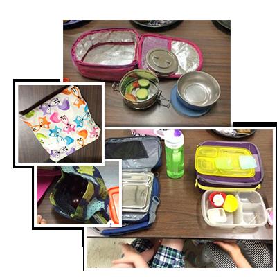 BPMS Lunch packs
