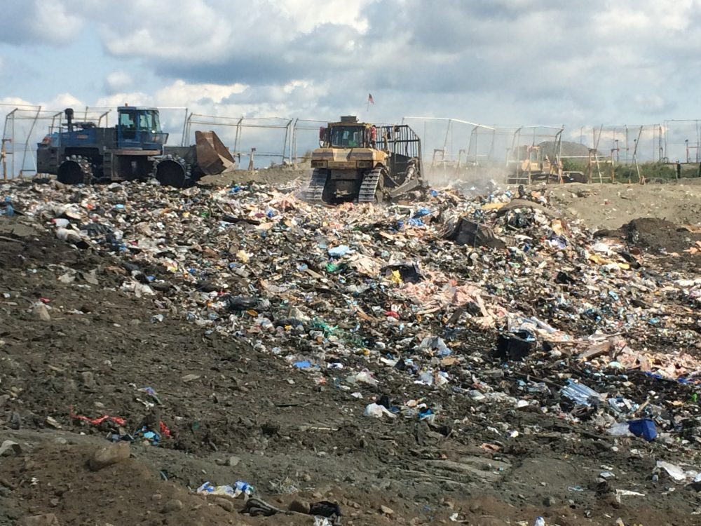 Landfill in Coventry, VT