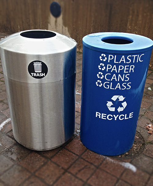 Why Trash And Recycling Bins Need Each