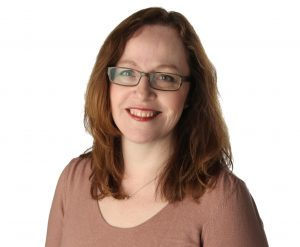 Headshot of CSWD General Manager, Sarah Reeves
