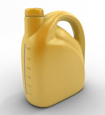oil jug.