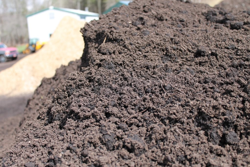 The ideal: Contaminant-free compost.